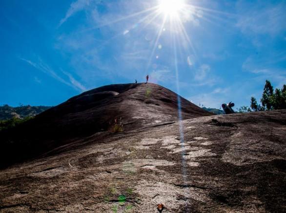 Núi đá Voi Yang tao