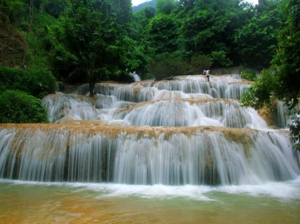 Thác Thạch Lâm - Thanh Hóa
