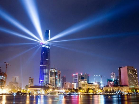 Tòa nhà Bitexco - Biểu tượng mới của Sài Gòn