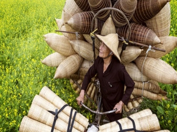 Người giữ nghề đan đó