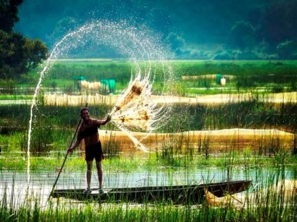 Du lịch miệt vườn Cù lao Thới Sơn
