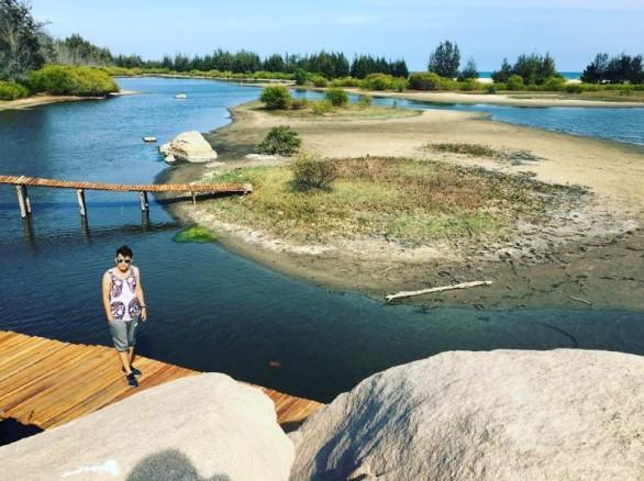 Đẹp hoang sơ quyến rũ nơi Hồ Cốc