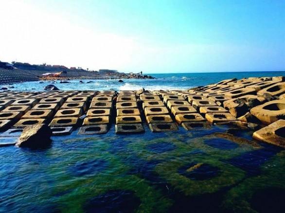 Gành đá đĩa - Dấu chân thiên đường