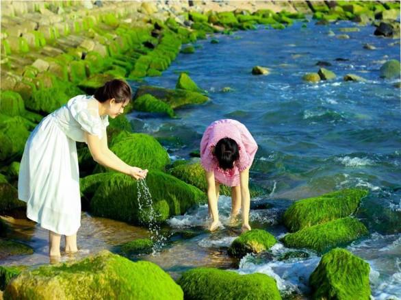 Kè chắn sông xóm Rớ