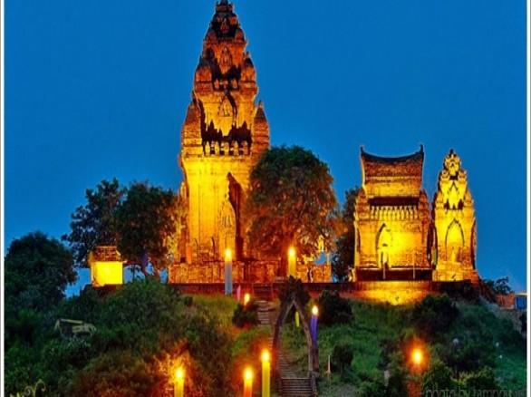 Huyền bí tháp Po Klong Garai, Ninh Thuận