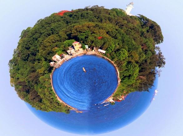 Khám phá vẻ đẹp của đảo Hòn Dấu