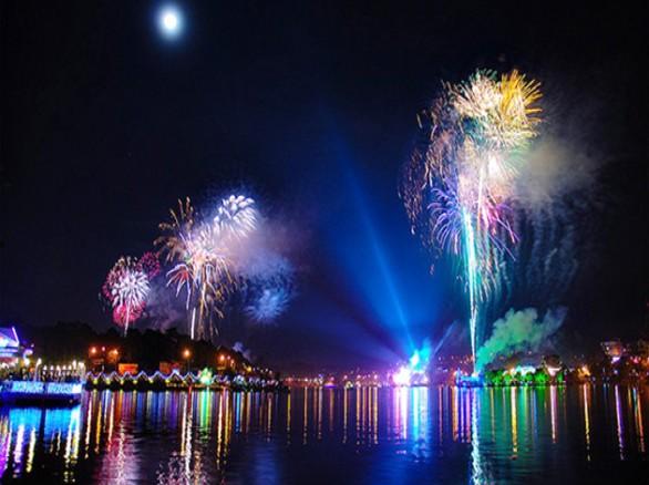 Tháng 4 - Đà Nẵng: Lễ hội pháo hoa