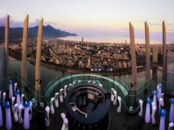 Đà Nẵng nhìn từ Sky36