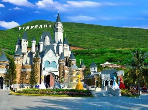 Điểm nghỉ dưỡng Vinpearl Land Nha Trang