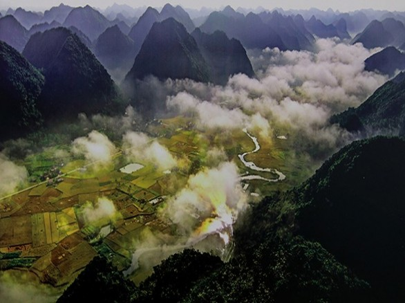 Thung lũng Bắc Sơn – như một giấc mơ giữa núi rừng Đông Bắc