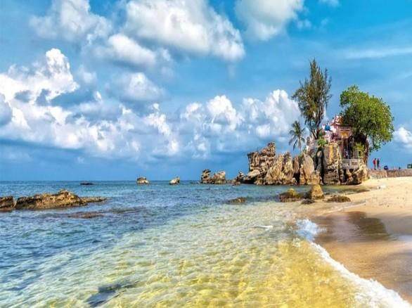Mê mẩn trước vẻ đẹp của Hòn đảo Ngọc Việt Nam